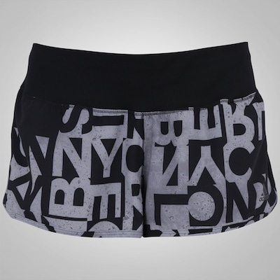 Shorts adidas Workout Gym AOP - Feminino