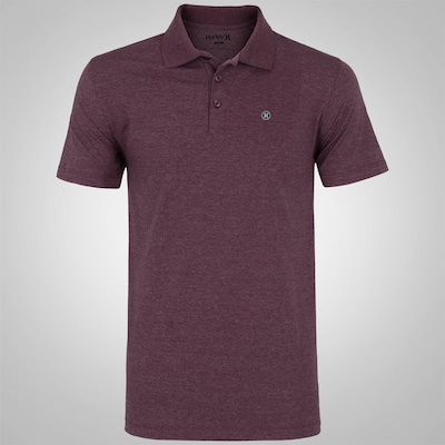 Camisa Polo Hurley Block Party Icon - Masculina