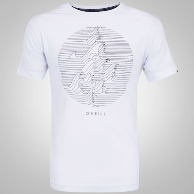 Camiseta O'Neill Badge 1442 - Masculina