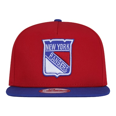Boné Aba Reta New Era 9FIFTY New York Rangers Vintage NHL - Snapback - Adulto