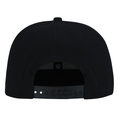 Boné Aba Reta New Era 9FIFTY NFL Shild Gold/Black - Snapback - Adulto