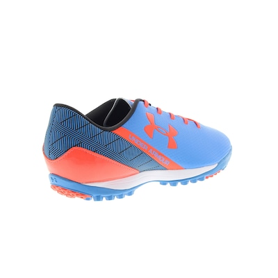 Chuteira Society Under Armour SF Flash TF - Adulto