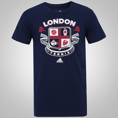 Camiseta adidas London - Masculina