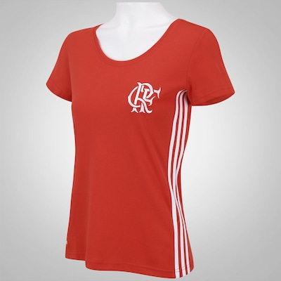 Camiseta do Flamengo 2016 adidas - Feminina