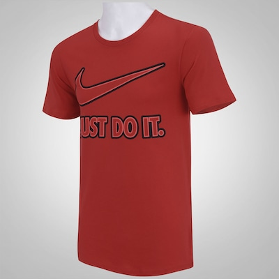 Camiseta Nike Embrd Just Do It. - Masculina