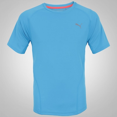 Camiseta Puma Faster Than You - Masculina
