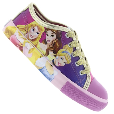 Tênis Sugar Shoes Princesas - Infantil