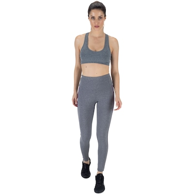 Top Fitness Oxer Slim Mescla - Adulto