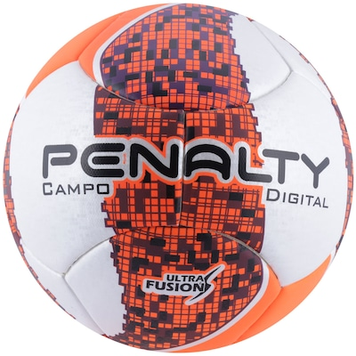 Bola de Futebol de Campo Penalty Digital Ultra Fusion VI