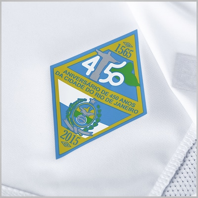 Camisa do Vasco II 2015 nº10 Umbro - Masculina