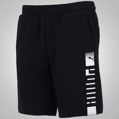 Bermuda Puma Rebel Sweat - Masculina