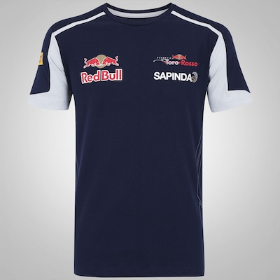 Camiseta Red Bull STR Team Wear 2016 - Masculina