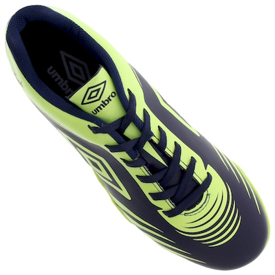 Chuteira Society Umbro Flash TF - Adulto