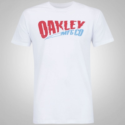 Camiseta Oakley Electric Bark - Masculina