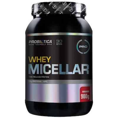Protein Probiotic Whey Micellar 900G Mor