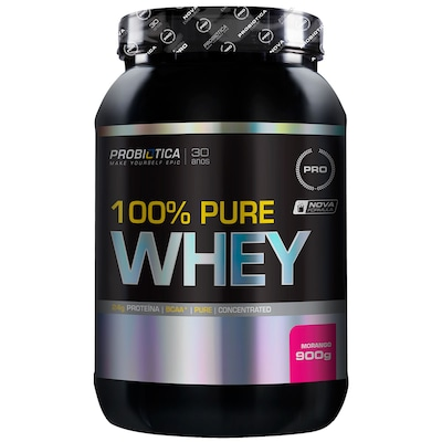 Protein Probiotic 100 Pure Whey 900G Mor