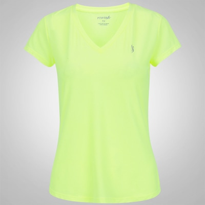 Camiseta Power Fit PWFF044 - Feminina