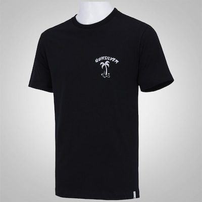 Camiseta Quiksilver Wasted Again - Masculina