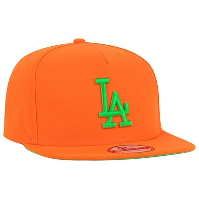 Boné Aba Reta New Era Los Angeles Dodgers Af With - Strapback - Adulto