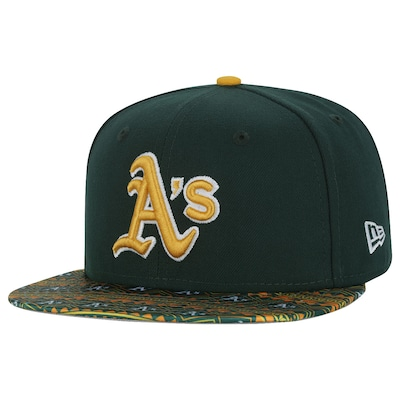 Boné Aba Reta New Era Oakland Athletics - Fechado - Adulto