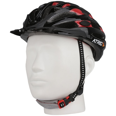 Capacete para Bike Atrio com LED Inmold - Adulto