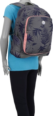 Mochila Roxy Alright Printed Indofloral