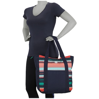 Bolsa Roxy Quicksand Jagged Stripe