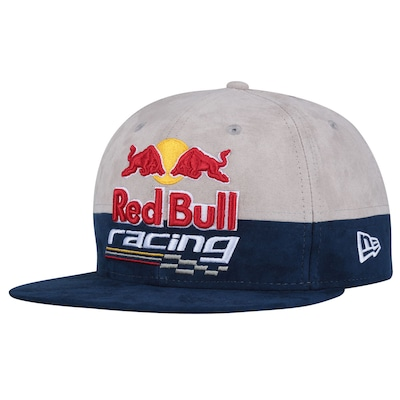 Boné Aba Reta New Era 950 Red Bull Racing SN 2Tone - Snapback - Adulto
