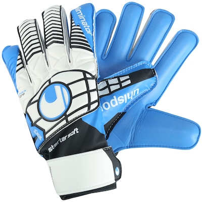 Luvas de Goleiro Uhlsport Eliminator Starter Soft - Adulto