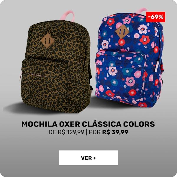 Mochila Oxer Clássica Colors
