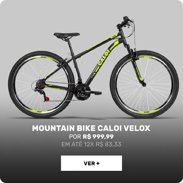 Mountain Bike Caloi Velox