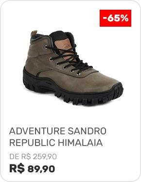 Bota-Adventure-Sandro-Republic-Himalaia---Masculina