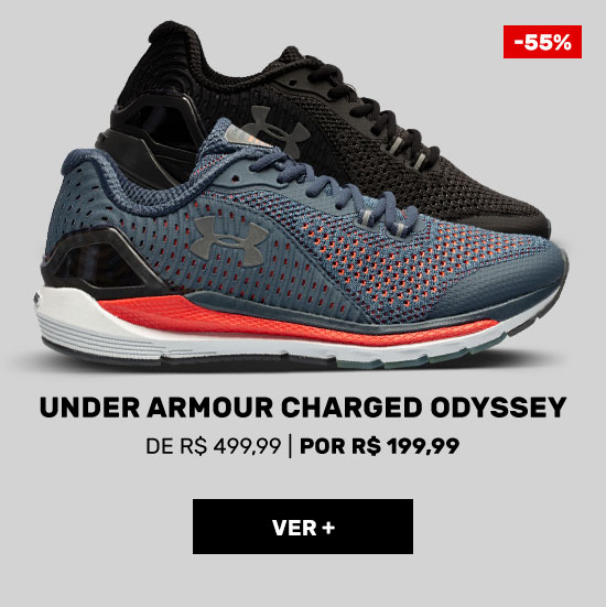 Tênis-Under-Armour-Charged-Odyssey---Masculino