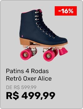 Patins-4-Rodas-Retrô-Oxer-Alice