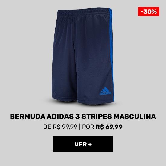 Bermuda-Adidas-3-Stripes-Masculina