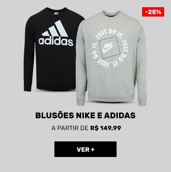 Blusões-Nike-e-Adidas