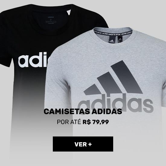 Camisetas-Adidas-Masc/fem