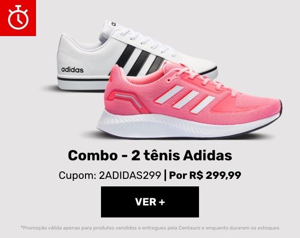 Tênis-Adidas---2-Adidas-por-299,99-somente-produtos-da-lista-e-vendidos-por-Centauro