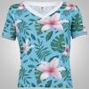 Camiseta Fila Lumina Flower - Feminina
