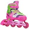 Patins Spin Roller Start New - In Line - Fitness - ABEC 7 - Ajustável - Adulto