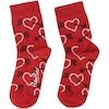 Kit de Meias Happy Socks Heart com 2 Pares - 2 a 3 Anos - Infantil