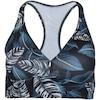 Top Fitness com Bojo e Proteção Solar UV Live Foliage - Adulto