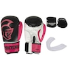 Kit de Boxe Pretorian: Bandagem + Protetor Bucal + Luvas de Boxe Start - 12 OZ - Adulto