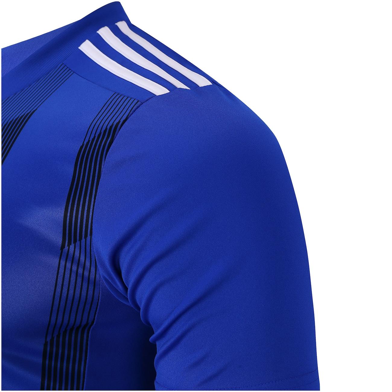Camisa adidas Striped 19 Masculina Centauro
