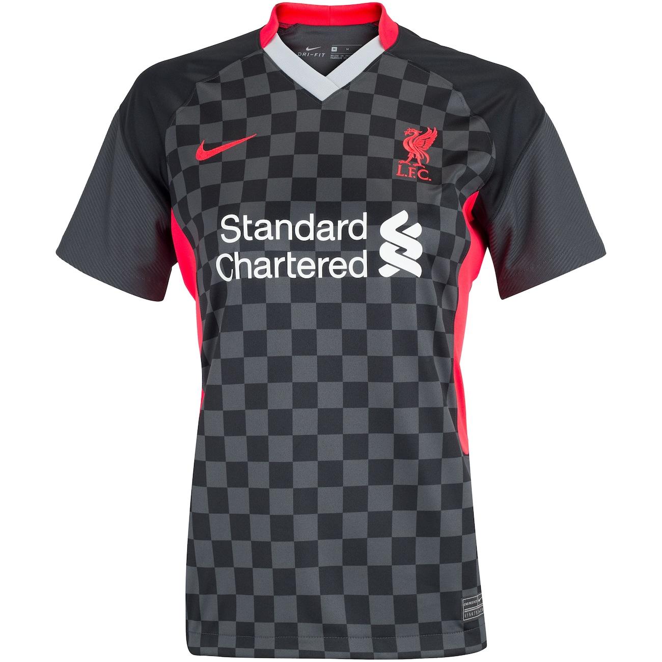 Camisa Liverpool Iii 20 21 Nike Feminina Centauro