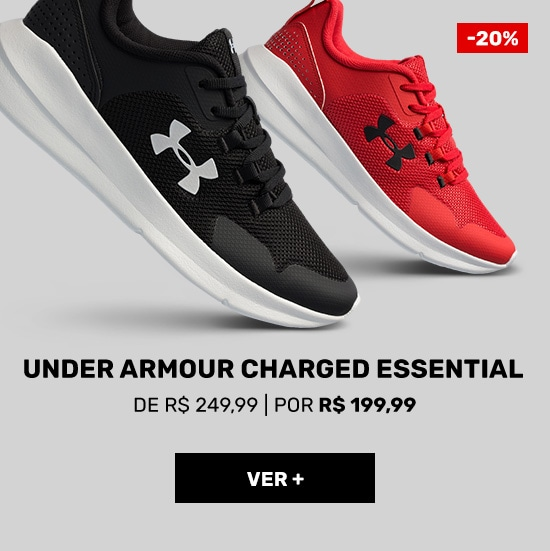 Tênis-Under-Armour-Charged-Essential