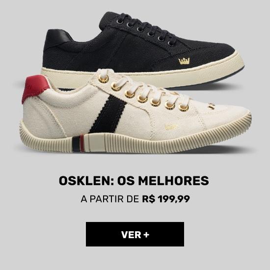 Calçados-Osklen