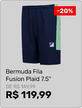 Bermuda-Fila-Fusion-Plaid-7.5---Masculina