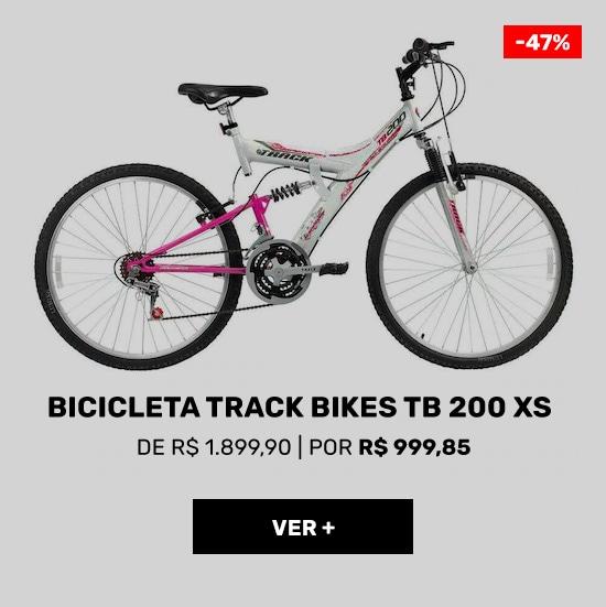 Bicicleta-Track-Bikes-TB-200-XS---Aro-26---Freio-V-Brake-Nylon---18-Marchas---Feminina