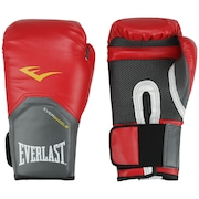 Luvas de Boxe Everlast Pró Style Training - 12 OZ - Adulto